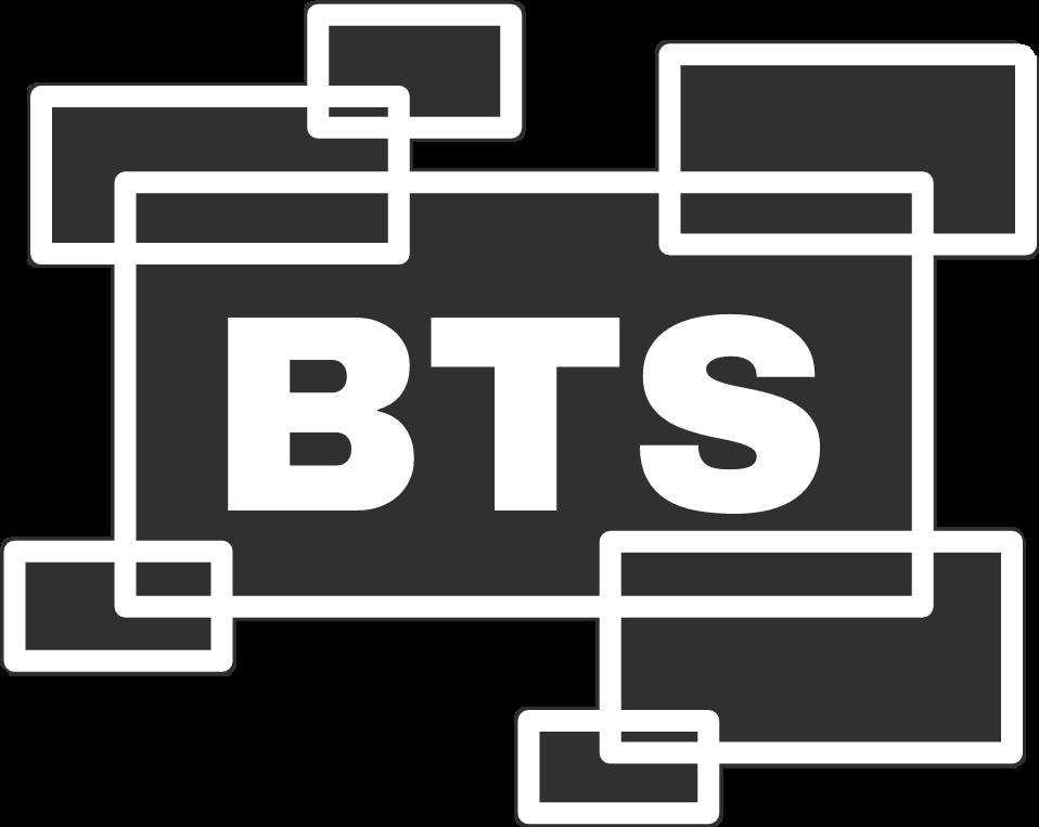 bts ロゴ 透過