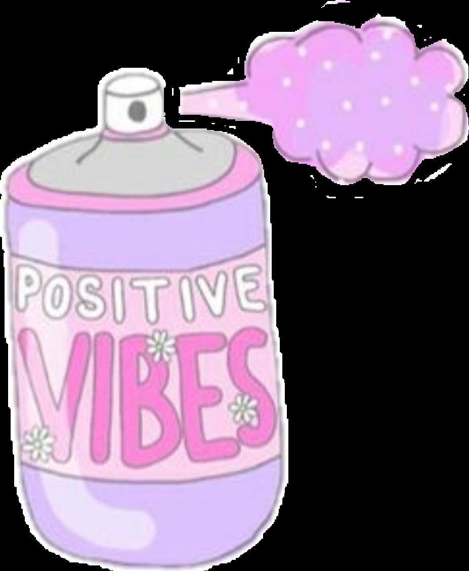 foto de tumblr girl pink positive vibes interesting remixit