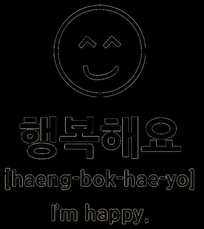 happy happiness korean quote quotes remixit