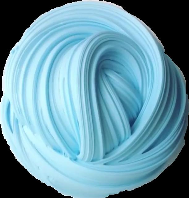 Slime Blueslime Swirl Bubbles