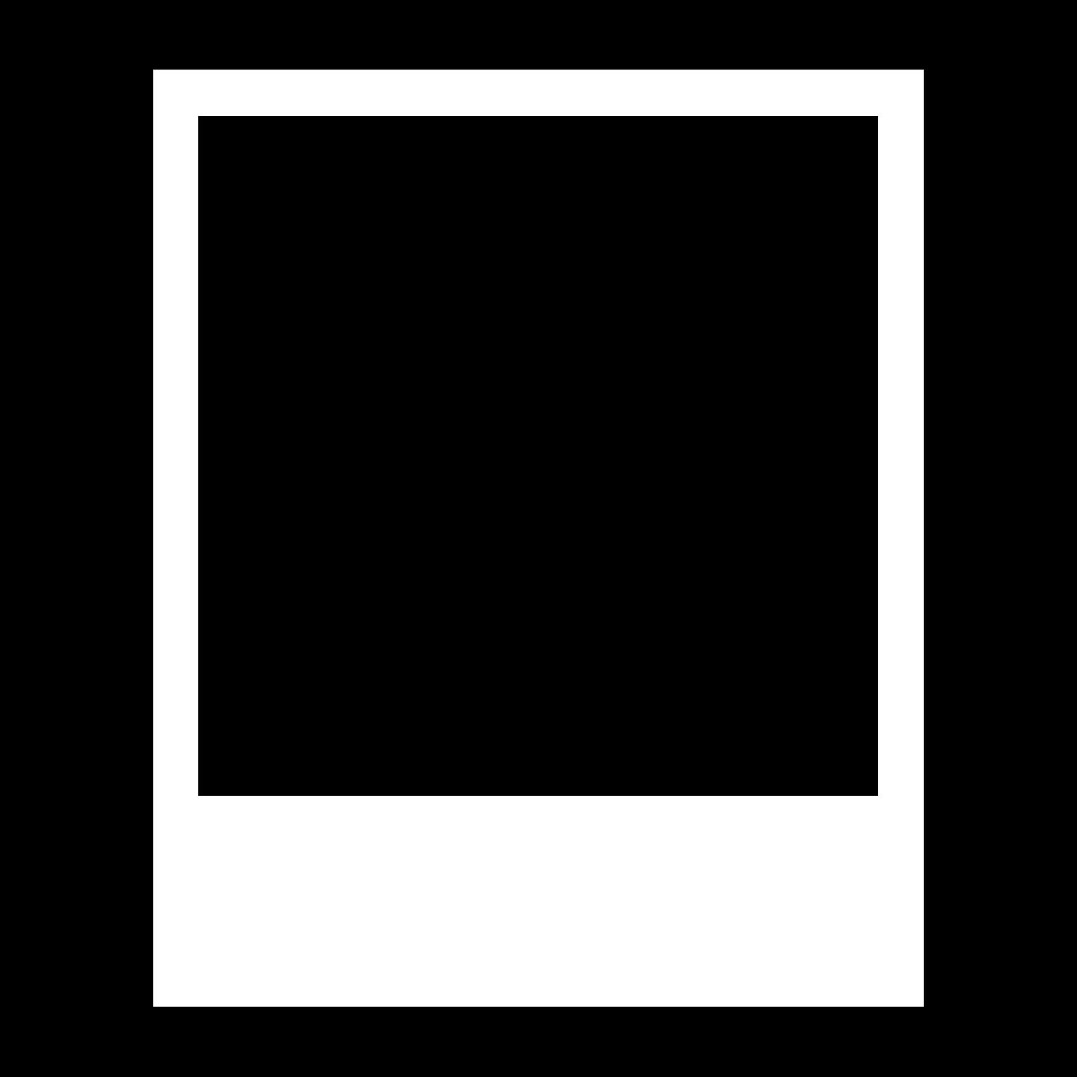polaroid frame template overlay transparent. Black Bedroom Furniture Sets. Home Design Ideas