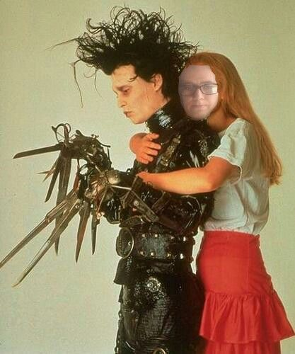 Edward Scissorhands 1990 Watch Movie Full Online Free