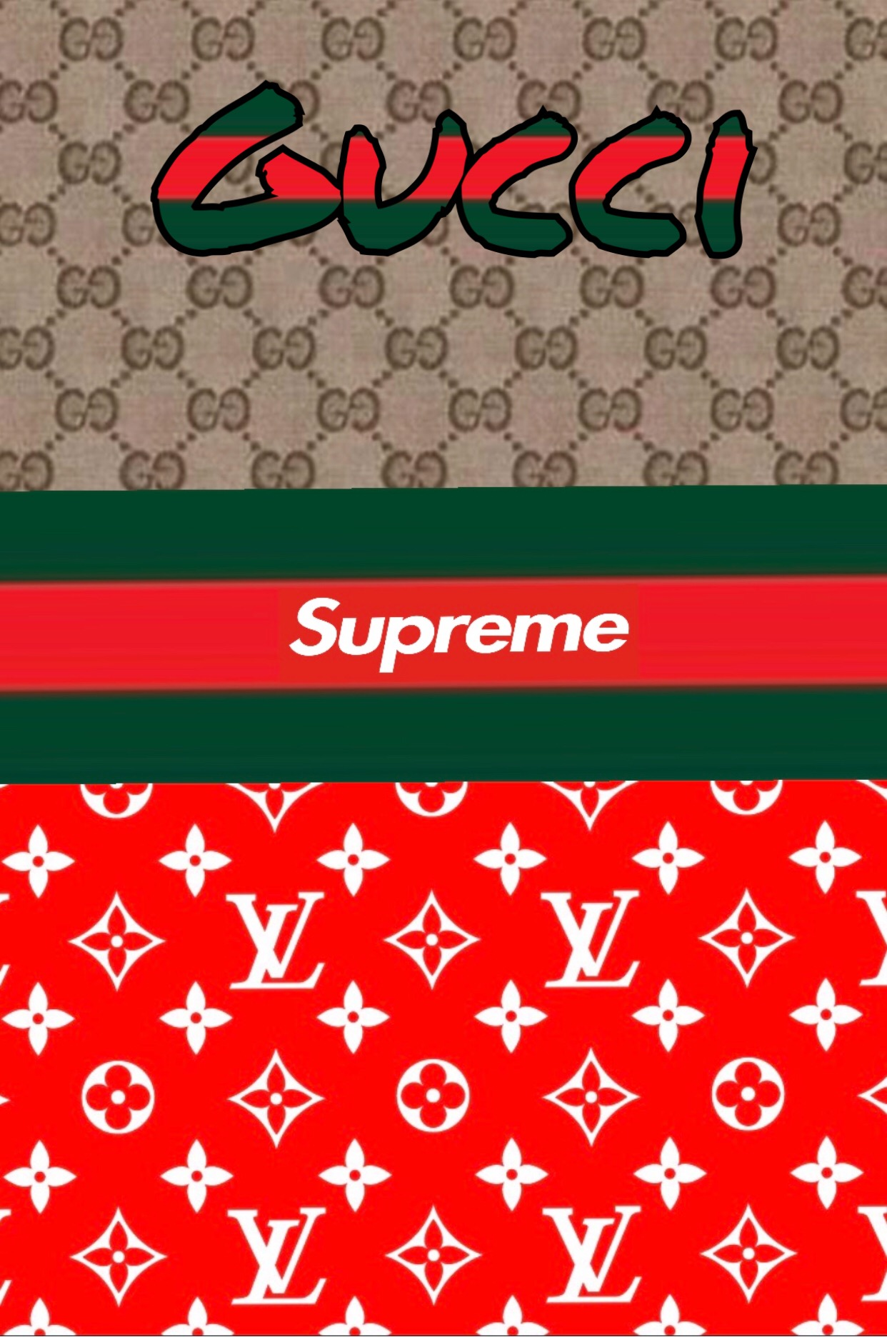 Lv X Supreme Wallpaper Hd Ahoy Comics