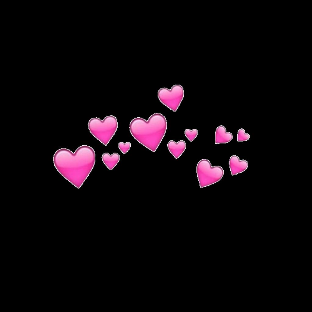 Как сделать сердечки на фото в айфоне