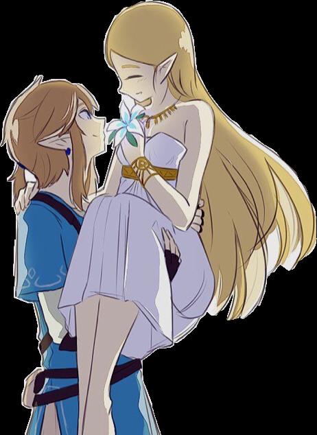 Botw Link Zelda Zink Freetoedit