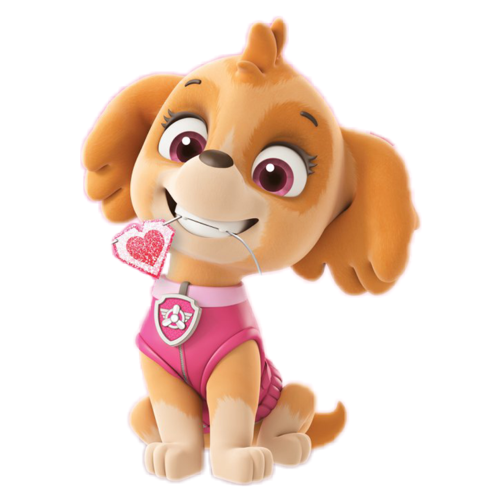 Sticker By Bruna Paw Patrol