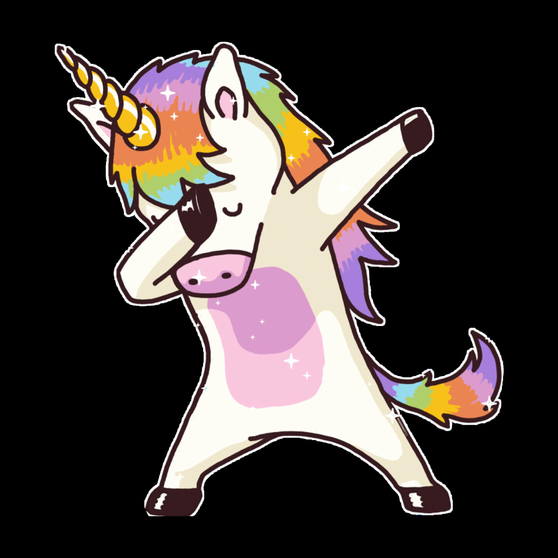 Unicornio Sticker By Jeopessoa