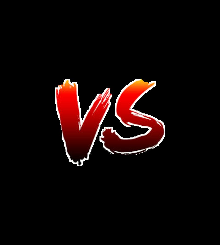 versus - Sticker by dzulfikar