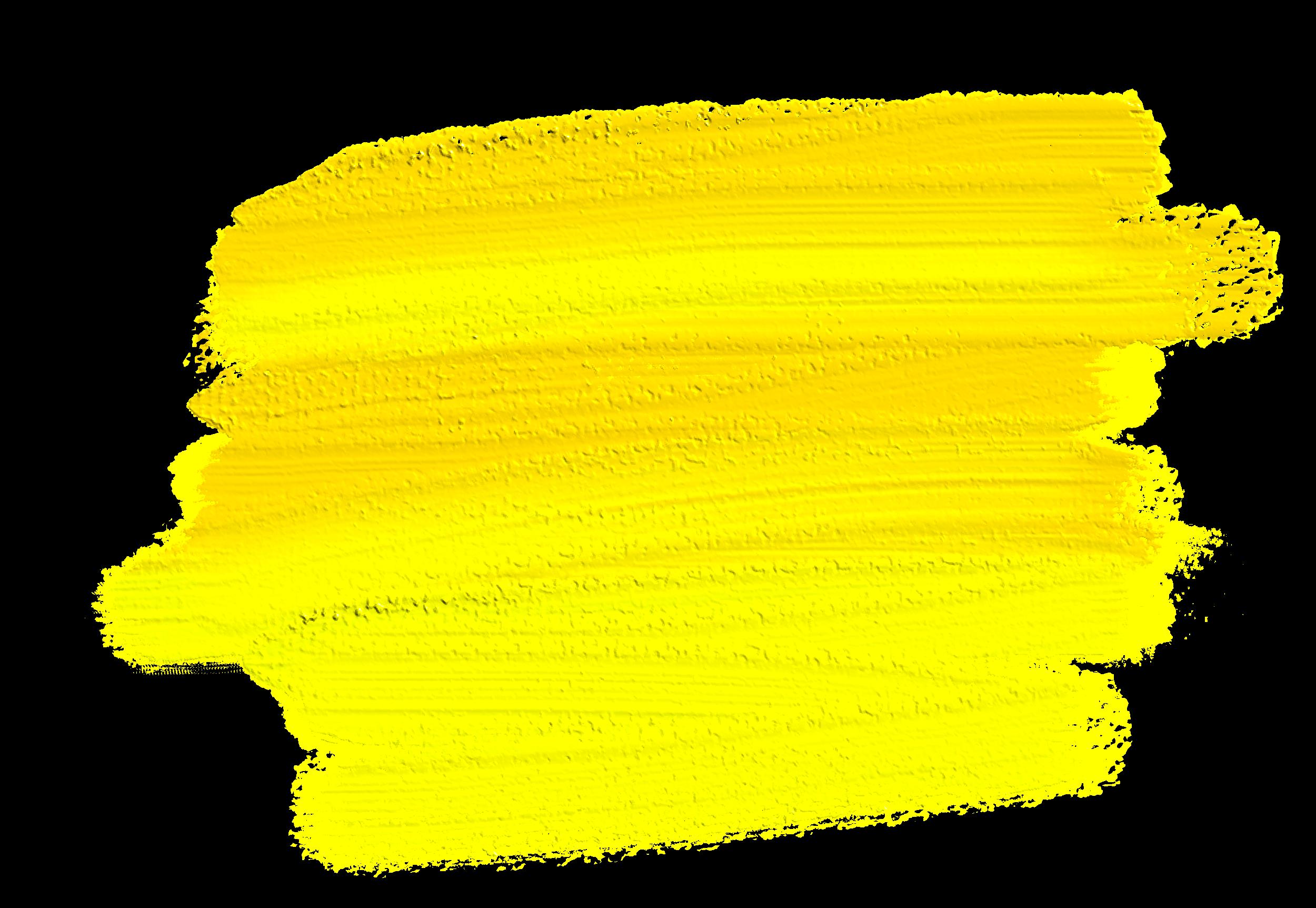 yellow brush stroke watercolor brushstroke oilpainting...