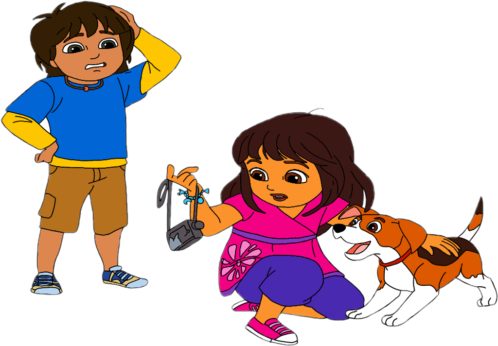 NickALive!: Mayor Bill de Blasio And NYC & Company ...  |Dora And Friends Pablo