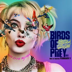 Let's,cause,some,mayhem!,Use,provided,stickers,to,create,your,best,Harley,Quinn,&,#BirdsofPrey,inspired,fan,art.,Don't,miss,Birds,of,Prey,(and,the,Fantabulous,Emancipation,of,One,Harley,Quinn),in,theaters,February,7th.