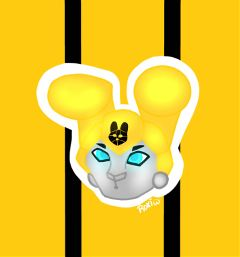 cute bunny bumblebee transformers5 fanart