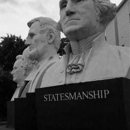 freetoedit dpcoutdoorsculptures presidents statue outdoors