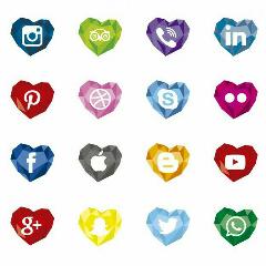 youtube snapchat instagram tt freetoedit