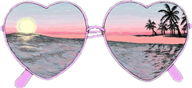 summer lentes playa freetoedit