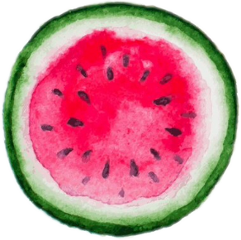 summerfruit watermelon arbuz summer freetoedit