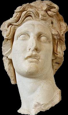 tumblr statue art artistic vaporwave