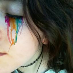 freetoedit tumblr pecas freckles rainbowlight