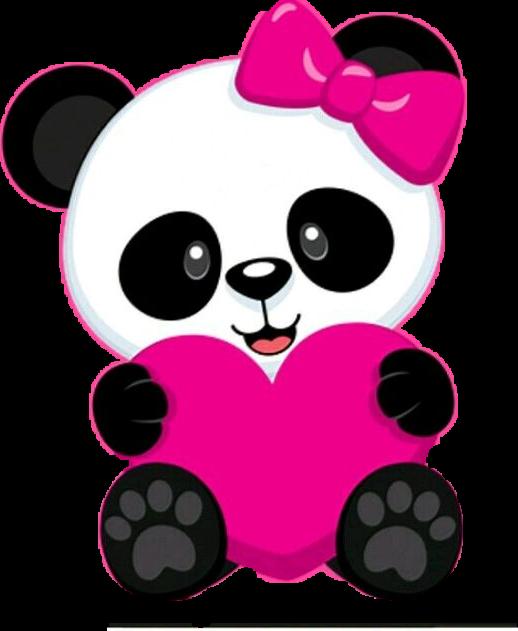 #baby #panda #herz #cute #süß #love #tier #freetoedit