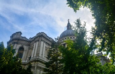 london city stpaulscathedral photography