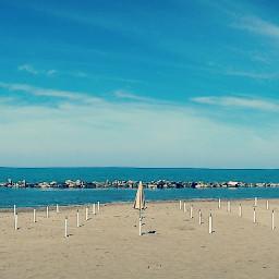 saline beach toscana water sun