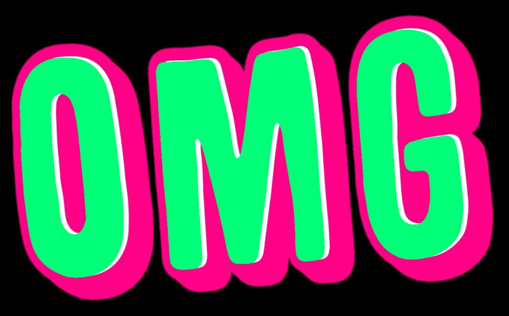 #cute #neon #wordart #word #omg #ohmygosh #ohmygod #word #freetoedit