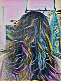 hairy freetoedit magichair