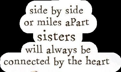 sisters cute freetoedit