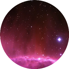 ftestickers galaxy sky pink freetoedit