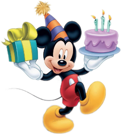 mickeymouse happy happybirthday freetoedit birthday