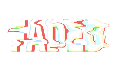 faded glitch text tumblr freetoedit