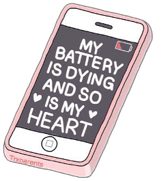 phone pink freetoedit
