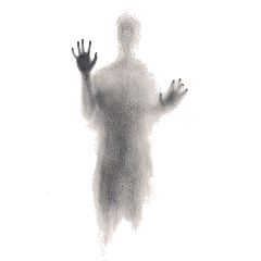 ghost phantom horror freetoedit