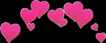 coronadecorazones corazones tumblr grunge stickers