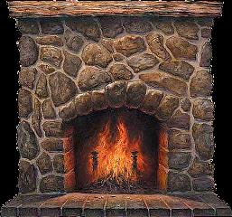 fireplace freetoedit