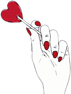 autocollant autocollants hand hands 😆😉 freetoedit