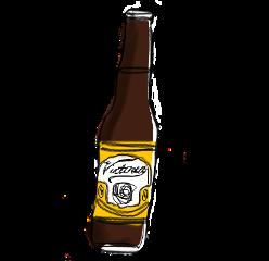 beer cerveza victoria sticker freetoedit