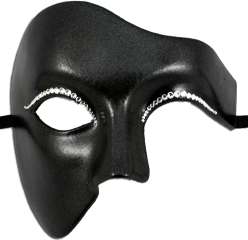 mask black freetoedit