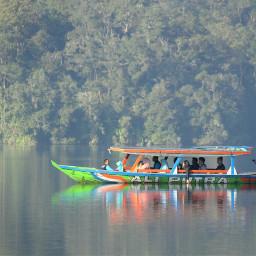 nature indonesia lake travelling photography