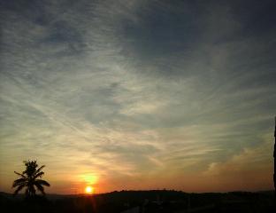 scenery southafrica durban sunset freetoedit