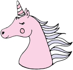 unicorn uniconio pink cute freetoedit