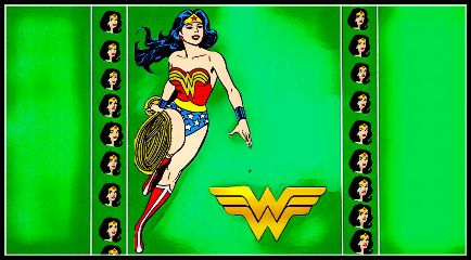 freetoedit remix remixed remixme wonderwoman
