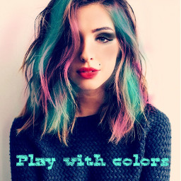 freetoedit hair colorhair makeup yourstyle