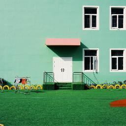 freetoedit urban building colors pastelcolor