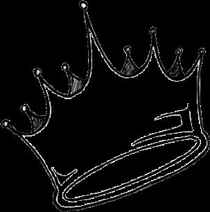 #crown #black #tumblr #art #overlays #freetoedit