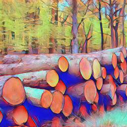 freetoedit floramagiceffect logs