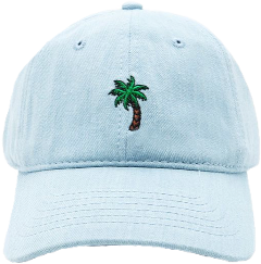sticker stickers hat palmtree aesthetic