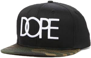 dope hat freetoedit