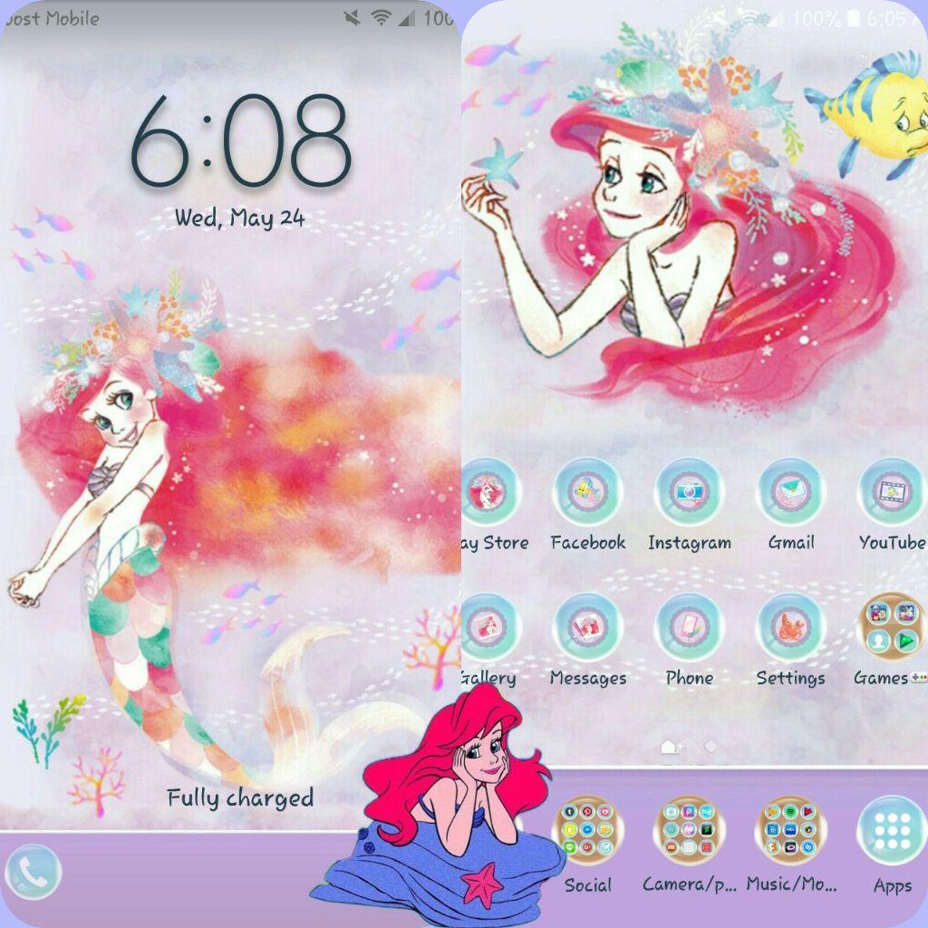 My screen setup😄freetoedit wallpaper lockscreen homesc
