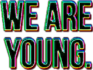 weareyoung tumblr neon freetoedit